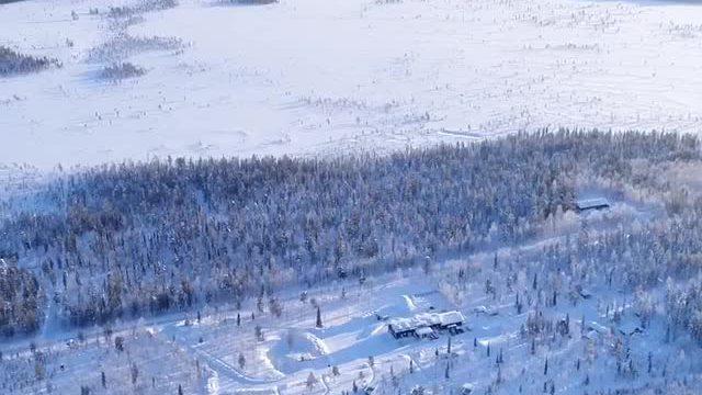 Vùng đất có mùa đông đẹp nhất thế giới