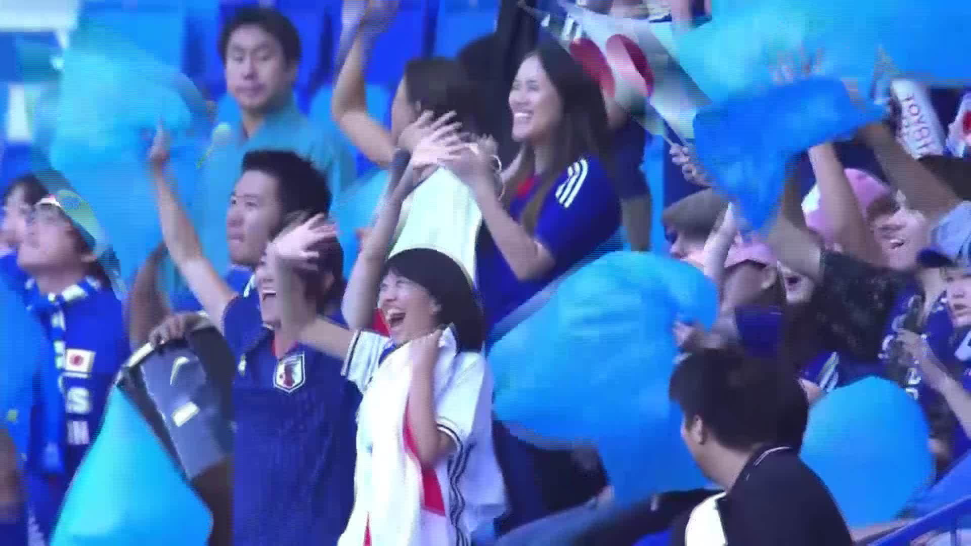 Vì sao CĐV Nhật đem túi nilon đi cổ vũ đội nhà tại Asian Cup?