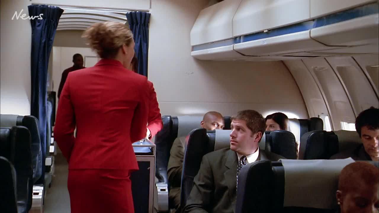 Hai từ hành khách mong tiếp viên không bao giờ sử dụng