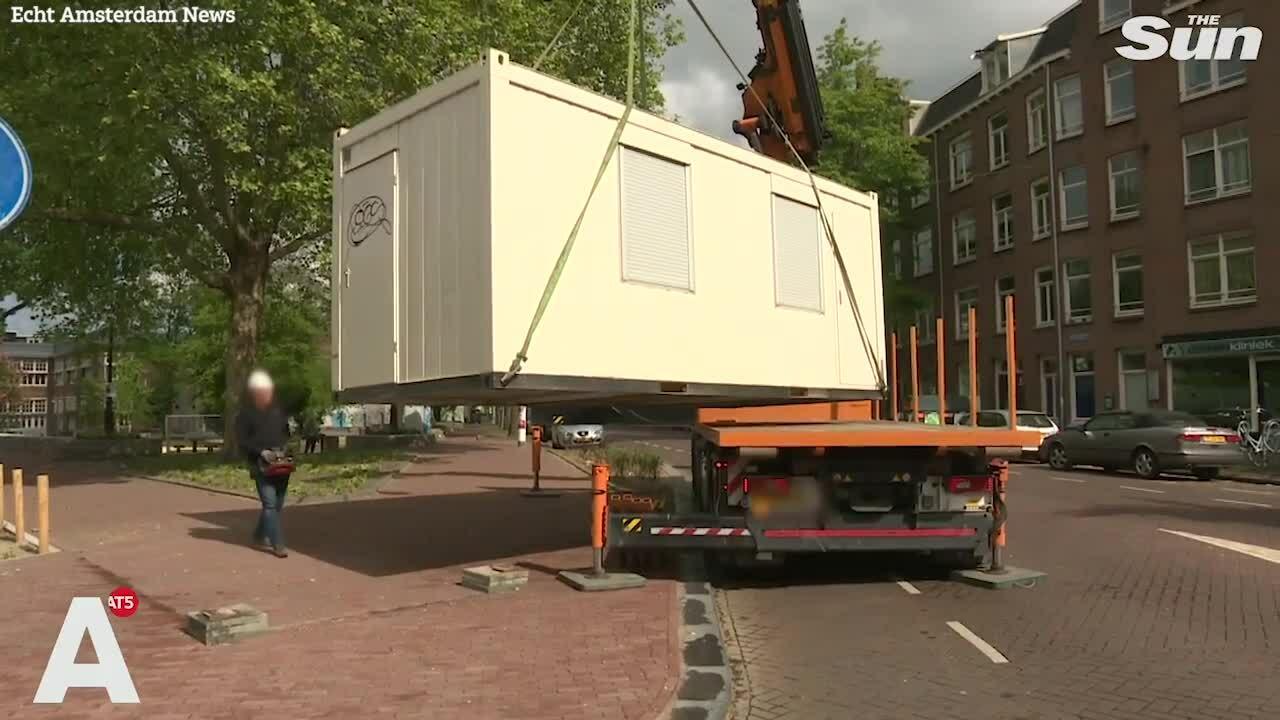 Khách bị lừa thuê ở Amsterdam