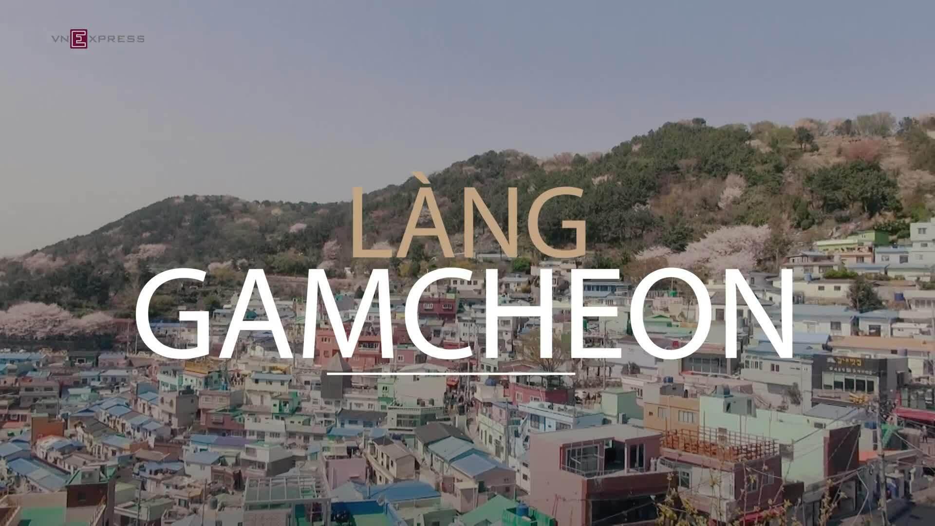 Khu ổ chuột thành điểm sống ảo nổi tiếng xứ Hàn