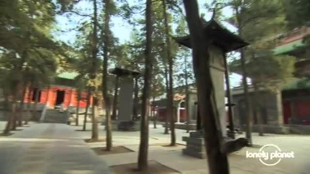 Thiếu Lâm Tự - nơi huyền thoại về kungfu được bắt đầu