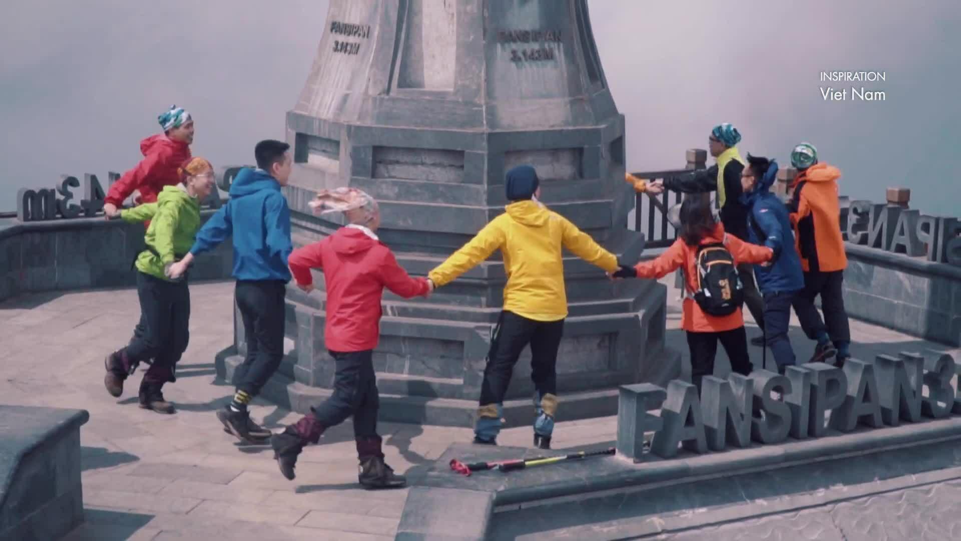 Hành trình chinh phục nóc nhà DôngDuowng - Fansipan