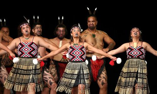 Điệu nhảy chiến tranh nổi tiếng của New Zealand