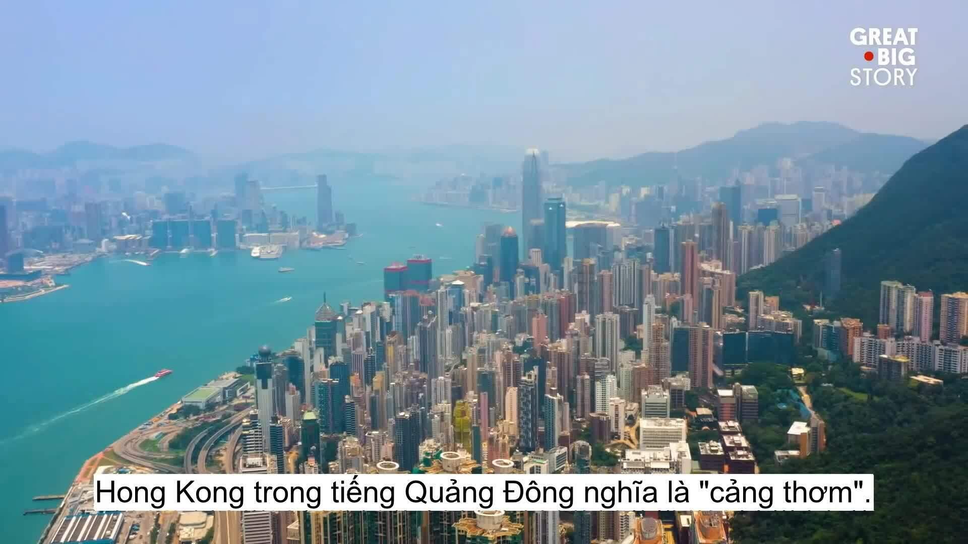 Vì sao Hong Kong được gọi là xứ Cảng Thơm?