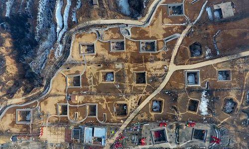 Ngôi làng dưới lòng đất bí ẩn nhất Trung Quốc