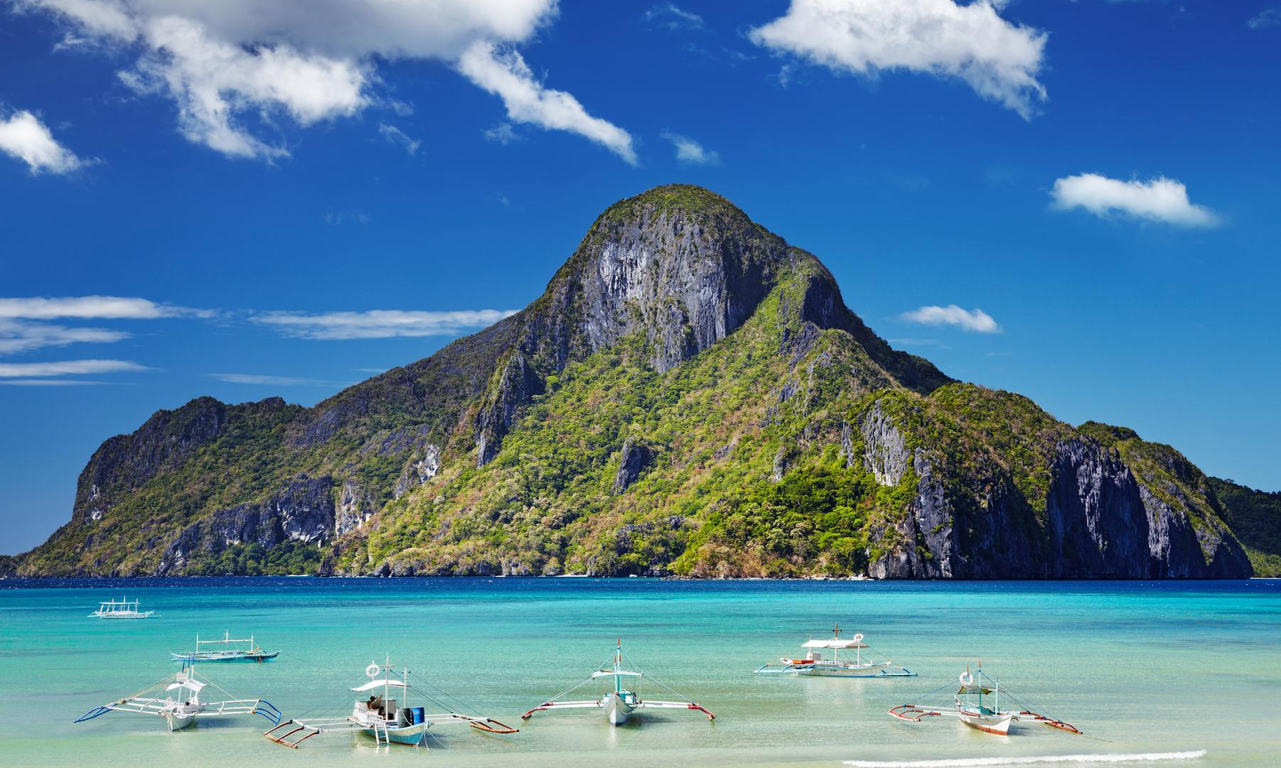 Hành trình khám phá đảo Palawan