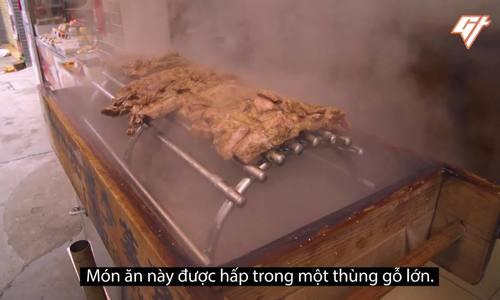 5 món ăn không thể bỏ qua ở 'phim trường TVB'