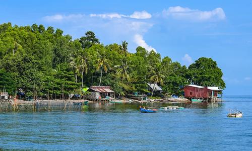Cuộc sống trên quần đảo chỉ có điện 13 tiếng mỗi ngày