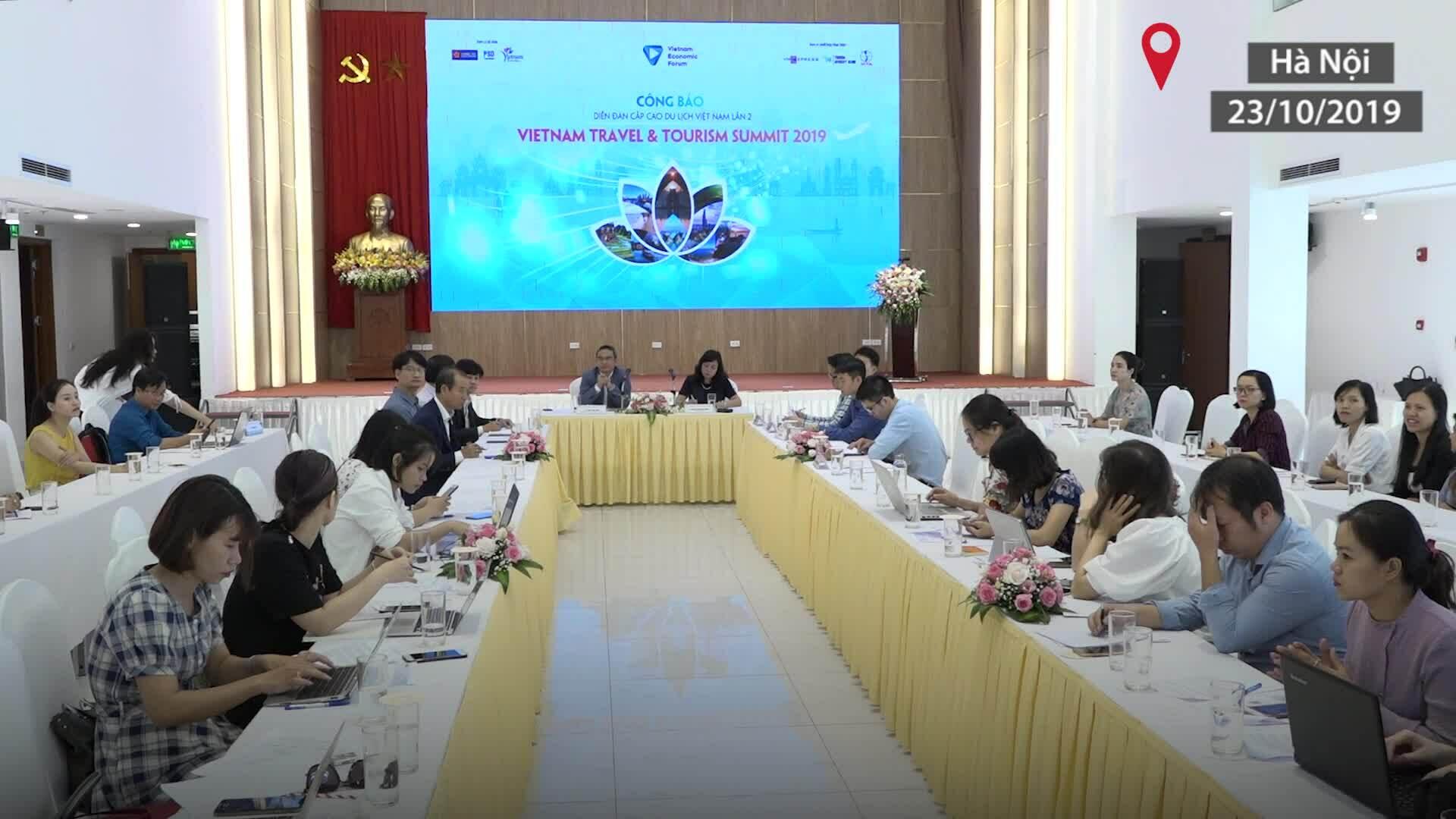 Công báo Diễn đàn Cấp cao Du lịch Việt Nam lần 2