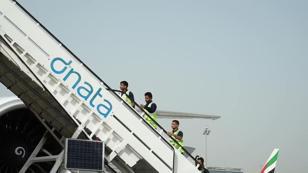Điều gì xảy ra khi khách chưa lên máy bay/vừa xuống khỏi máy bay?