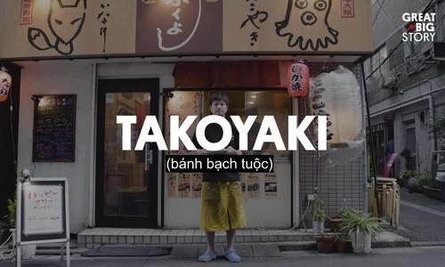 5 tiệm đồ ăn đường phố ngon nhất Tokyo