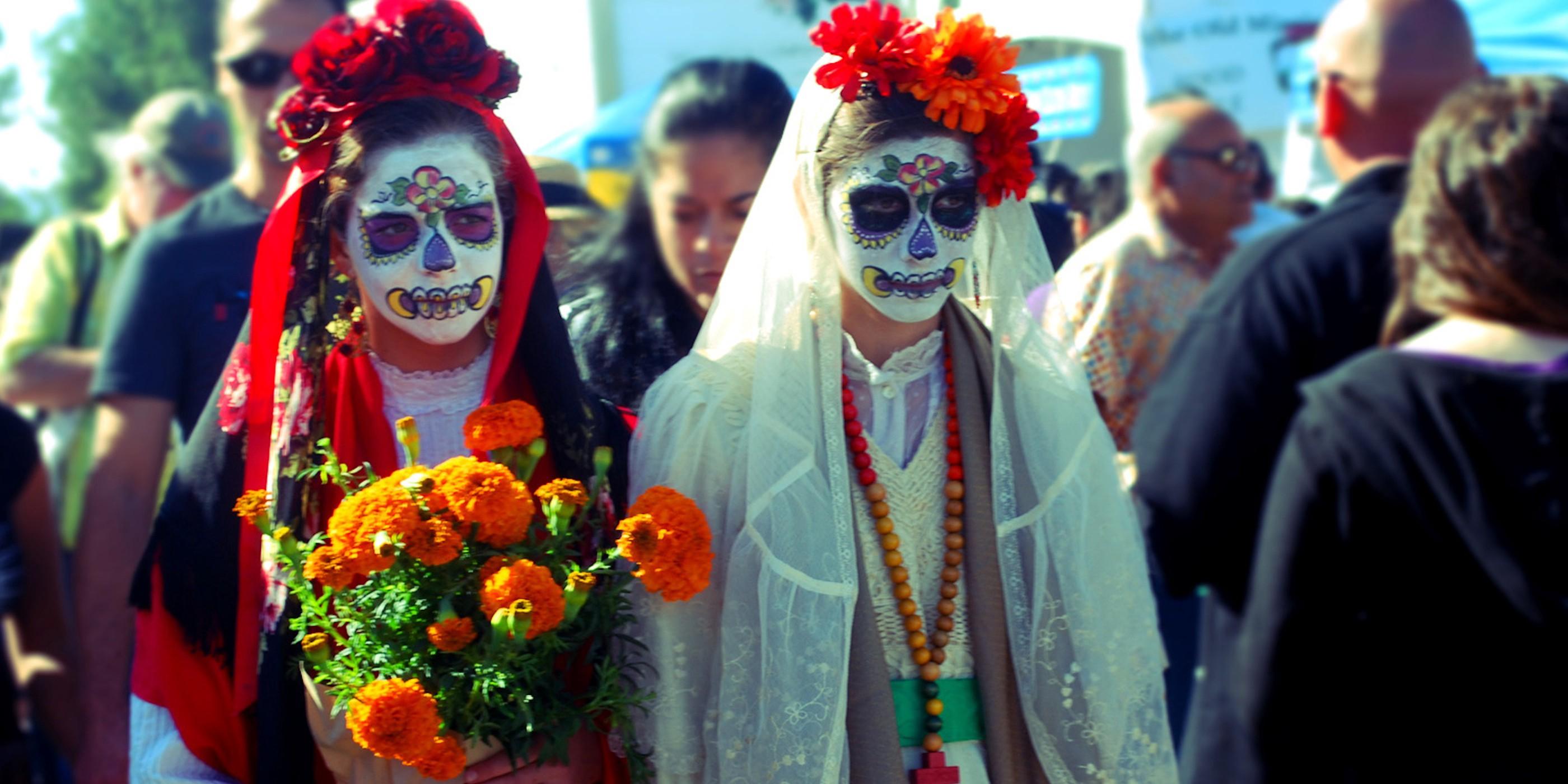 Lễ hội người chết ở Mexico