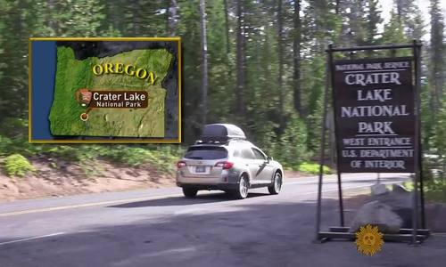Bí mật về 'ông già' 120 năm tuổi của hồ Crater