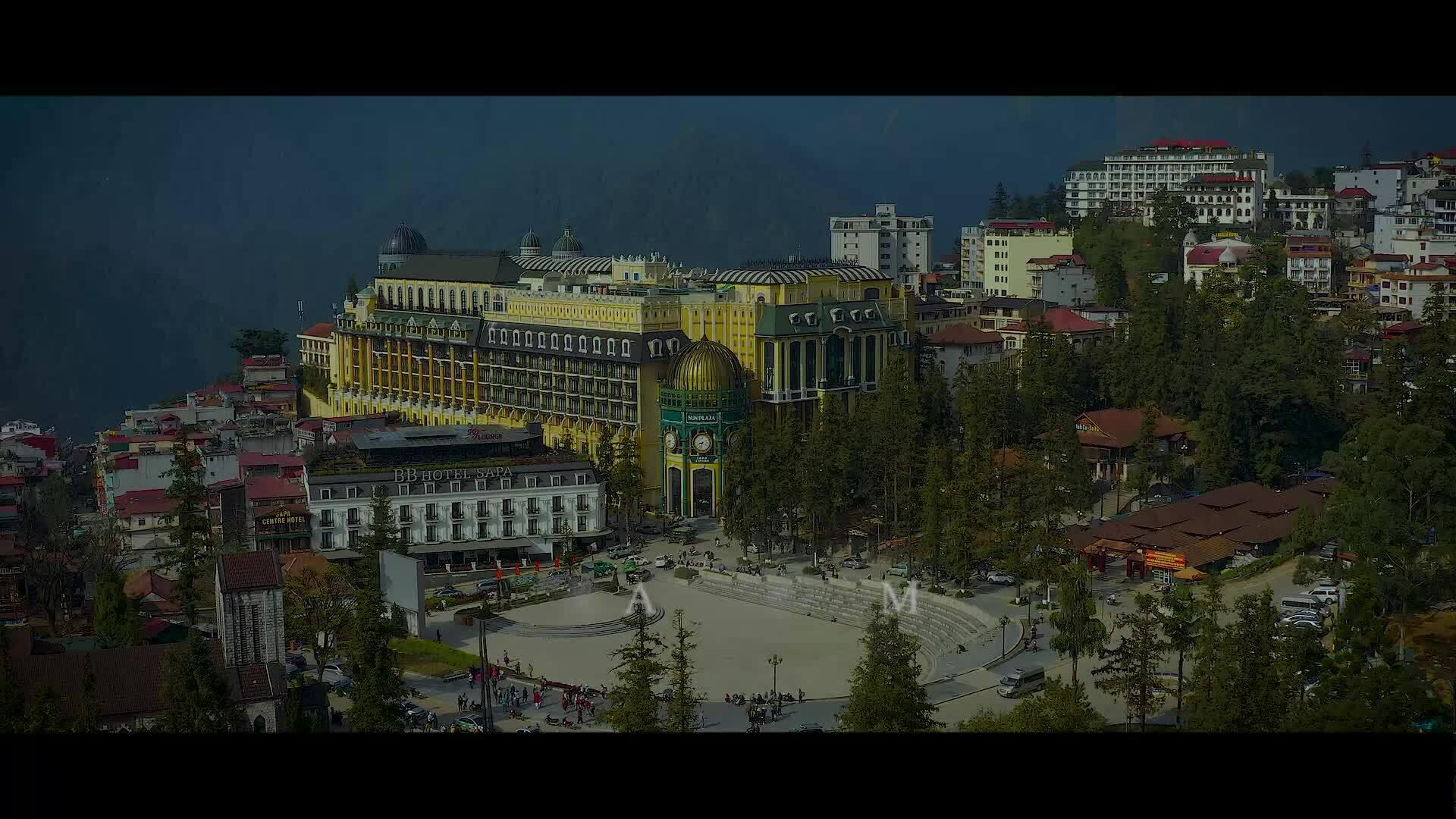 Khách sạn vừa nhận hàng loạt giải thưởng thế giới tại Sa Pa