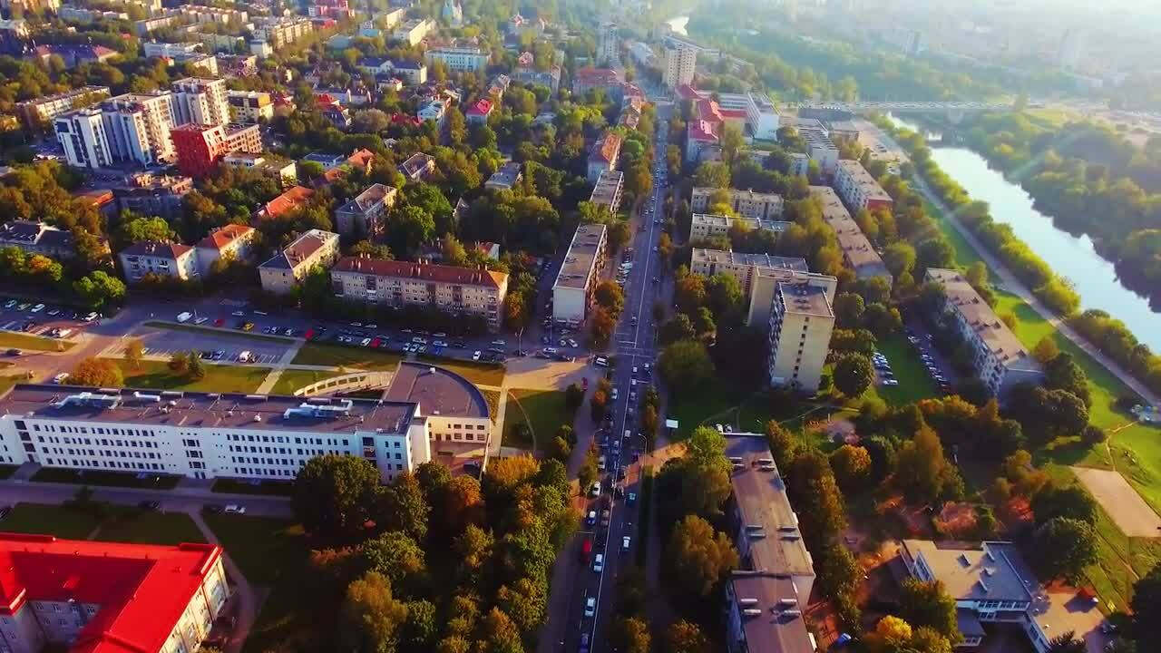 Khám phá Vilnius trong một phút