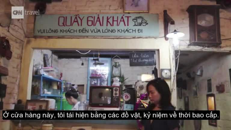Báo Mỹ giới thiệu quán ăn thời bao cấp ở Hà Nội