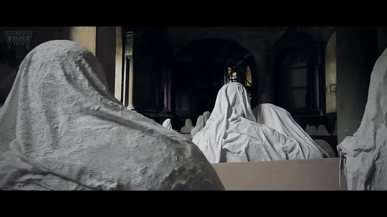 Nhà thờ cổ đầy 'ma' ở Czech