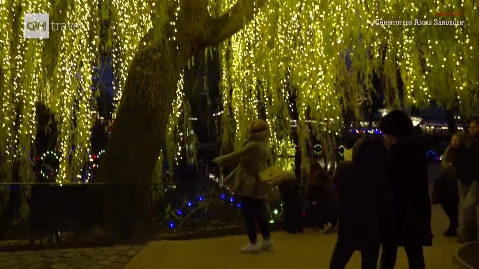 Những phiên chợ Giáng sinh sôi động nhất thế giới