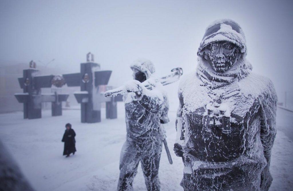 Cuộc sống ở thị trấn lạnh nhất thế giới