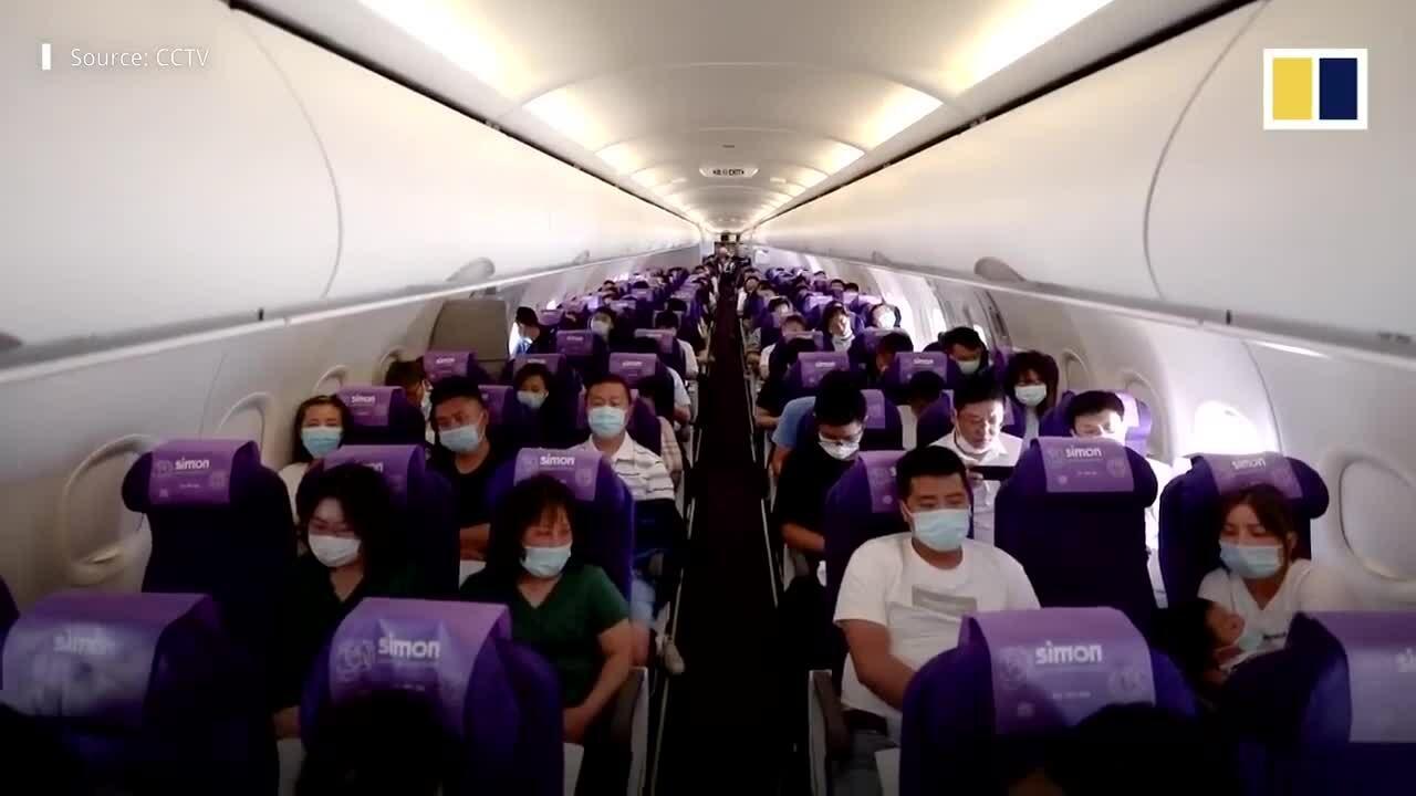 Khách Trung Quốc có thể bị cấm bay đến Mỹ