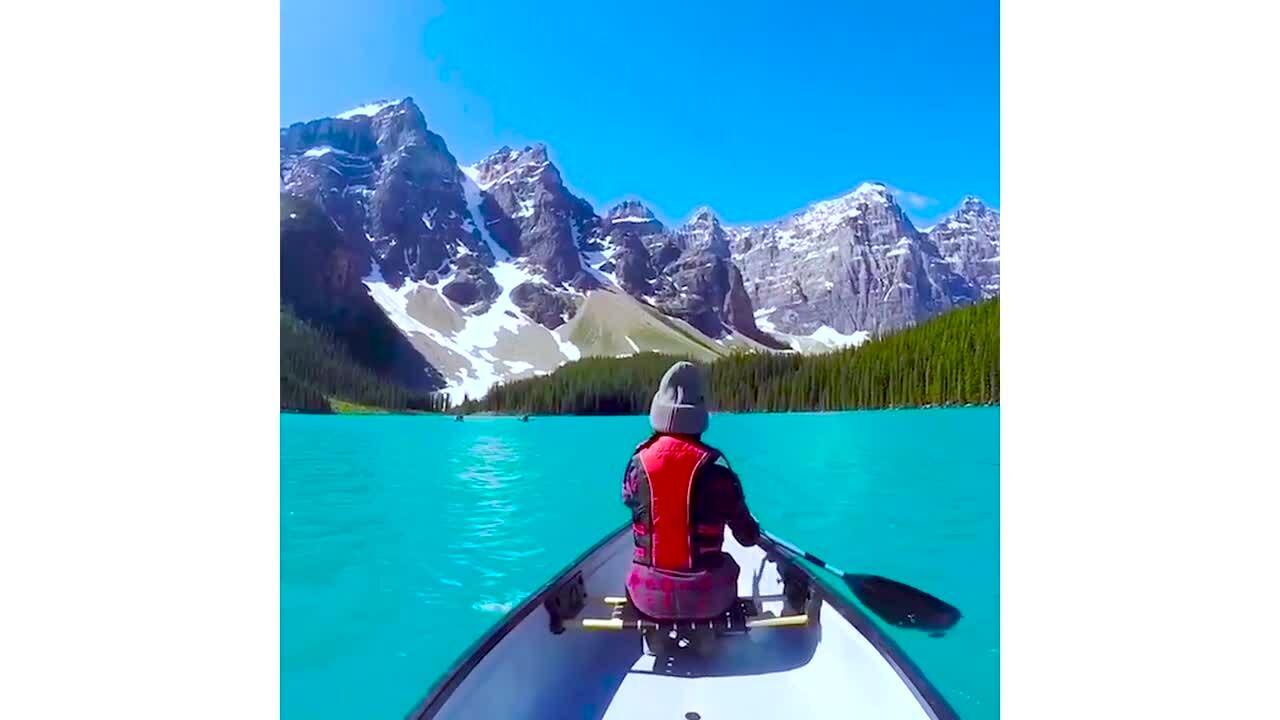 Hồ nước được chụp ảnh nhiều nhất thế giới