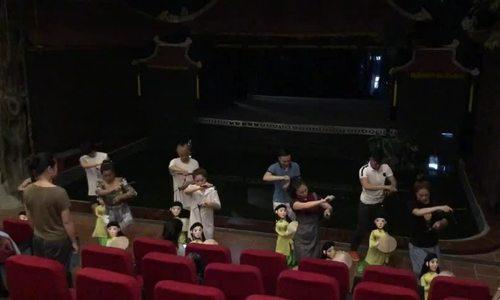 Vắng khách quốc tế, nhà hát múa rối tìm hướng đi mới