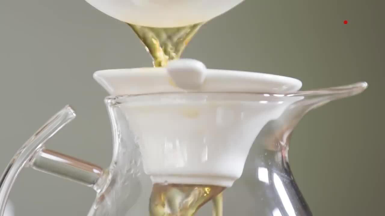 Nghệ thuật uống trà cổ của người Trung Quốc