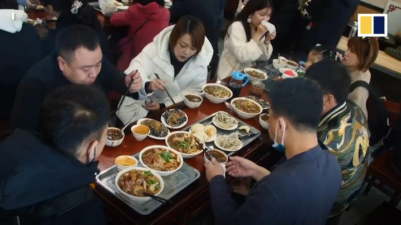 Tiệm mì Biden từng ghé đắt khách tại Trung Quốc
