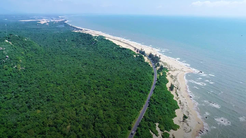 Hồ Tràm - 'lá phổi xanh' của Vũng Tàu