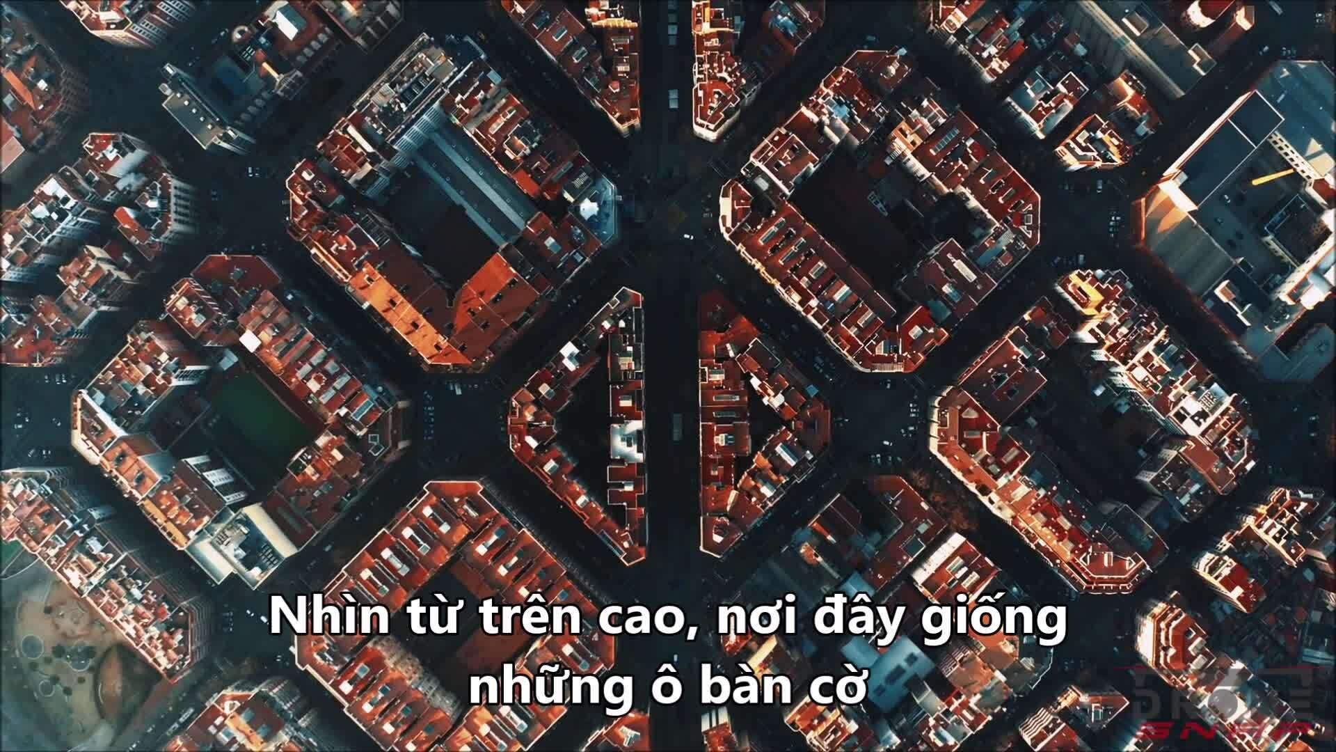 Thành phố 'ô bàn cờ' tại Tây Ban Nha