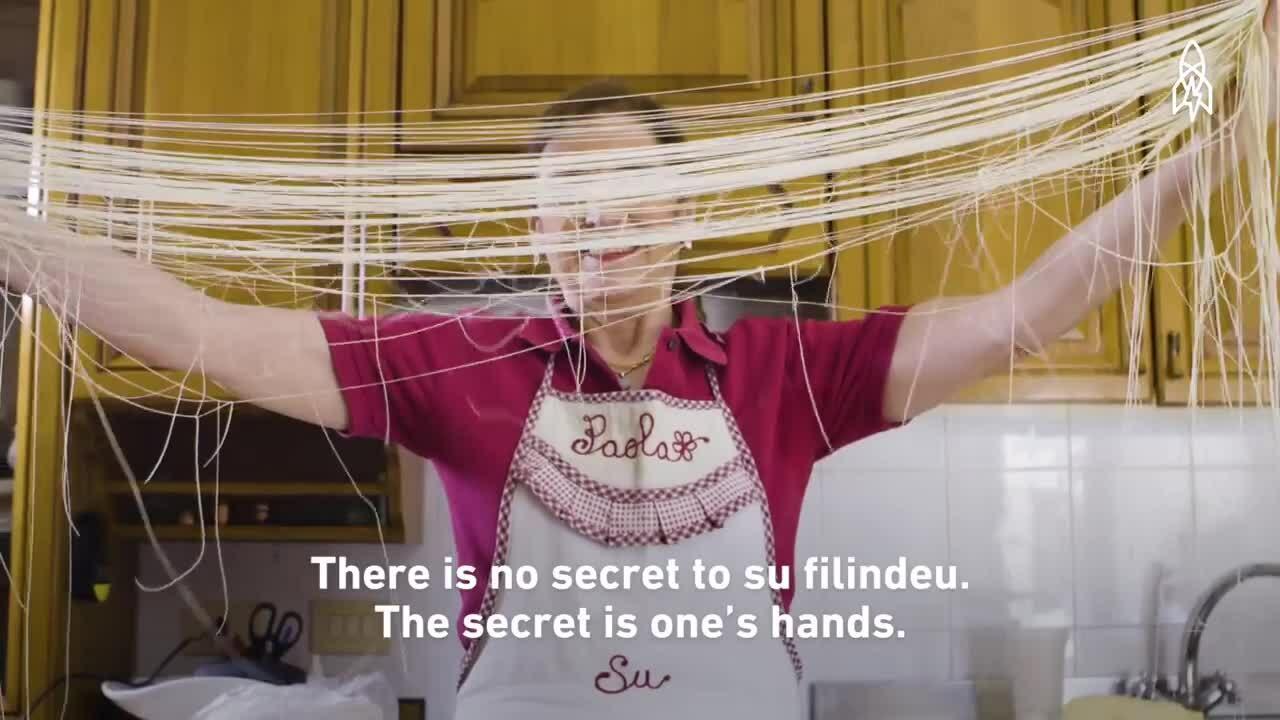 Món mì khó làm nhất thế giới