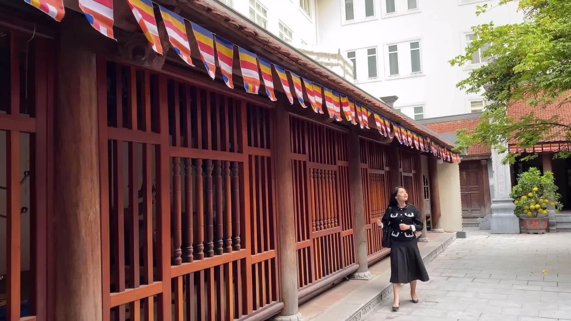 3 ngôi đền, chùa cho chuyến du xuân phố cổ