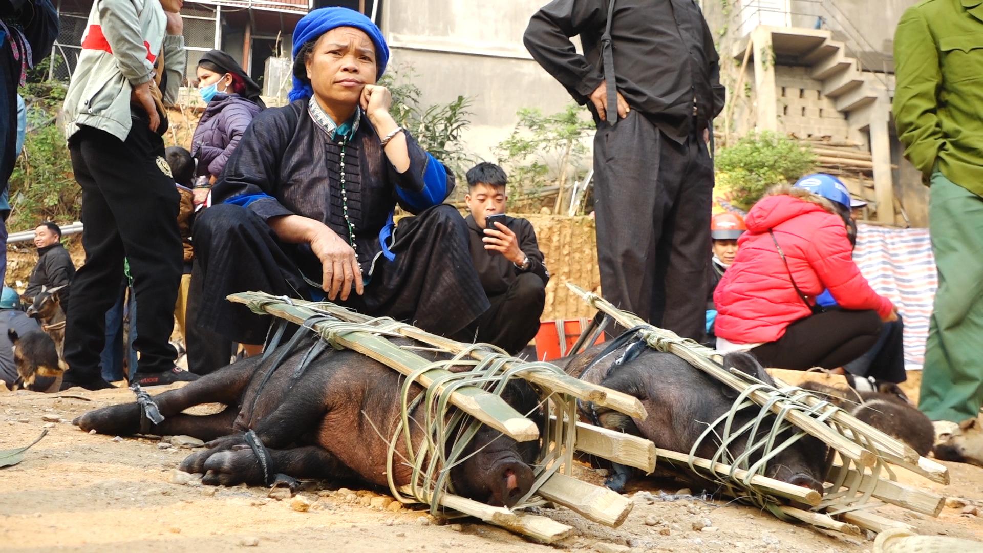 Độc đáo chợ phiên Hoàng Su Phì