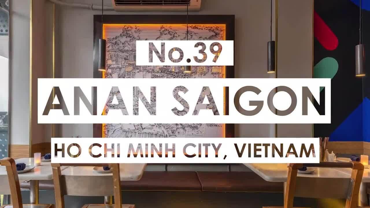 Hai nhà hàng Việt vào top 100 tốt nhất châu Á