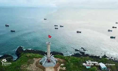 Vẻ đẹp biển đảo Việt Nam qua video