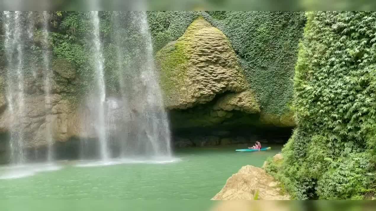 Cuối tuần đi trốn ở Mộc Châu, tắm thác Nàng Tiên