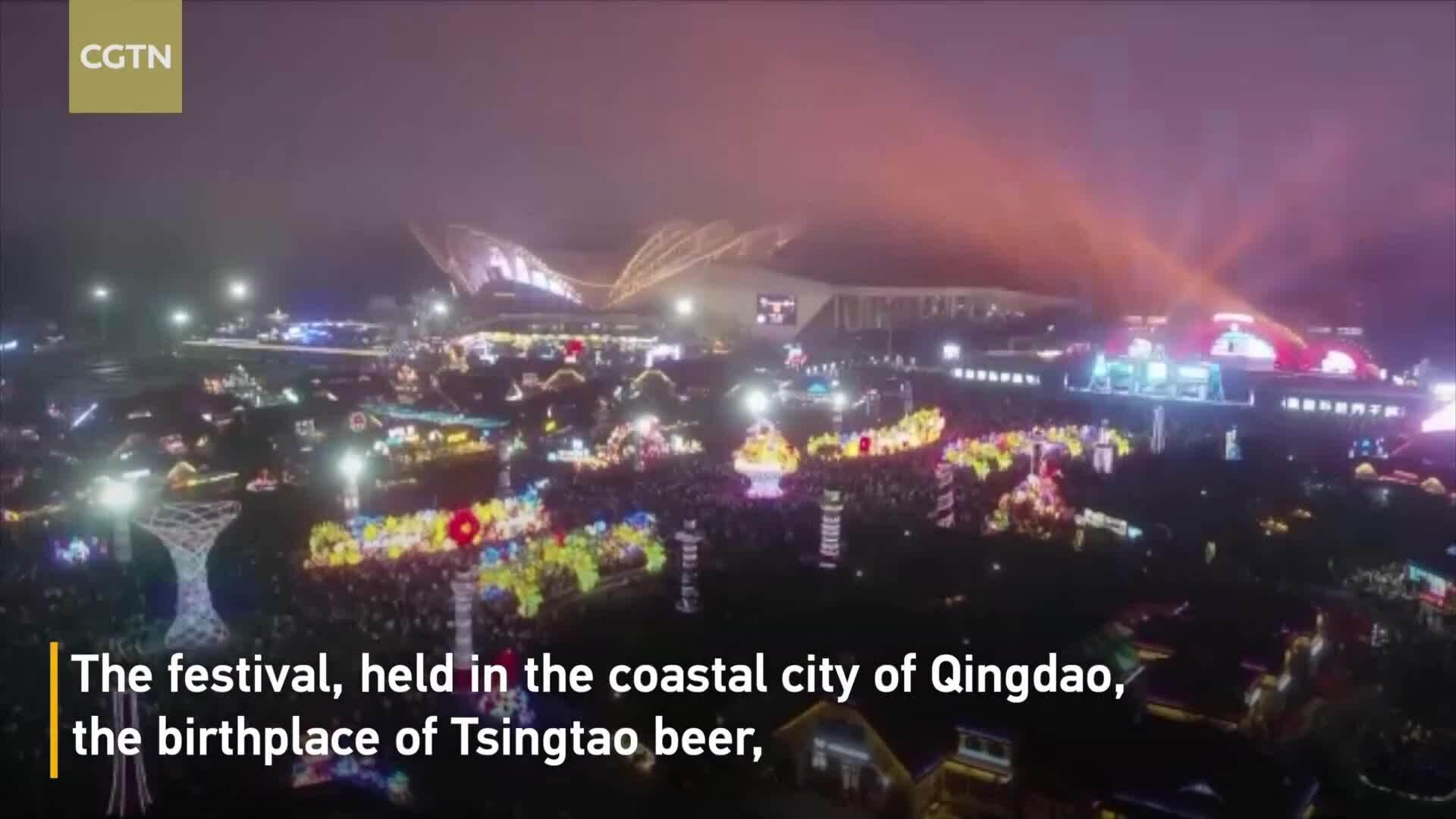 Trung Quốc tổ chức lễ hội bia lớn nhất châu Á giữa đại dịch