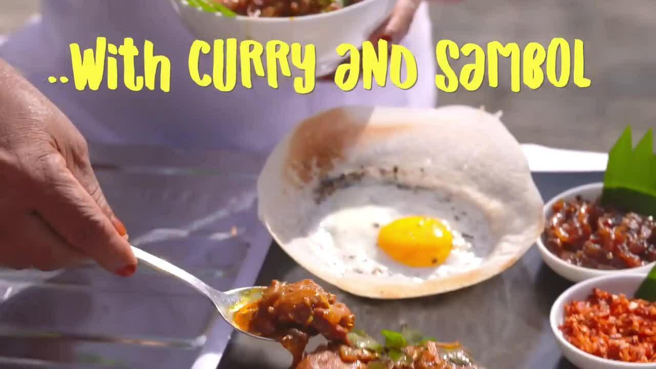 Những món ăn châu Á làm từ trứng ngon nhất thế giới