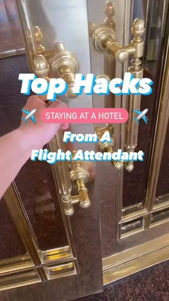 Ba điều nên làm trong phòng khách sạn