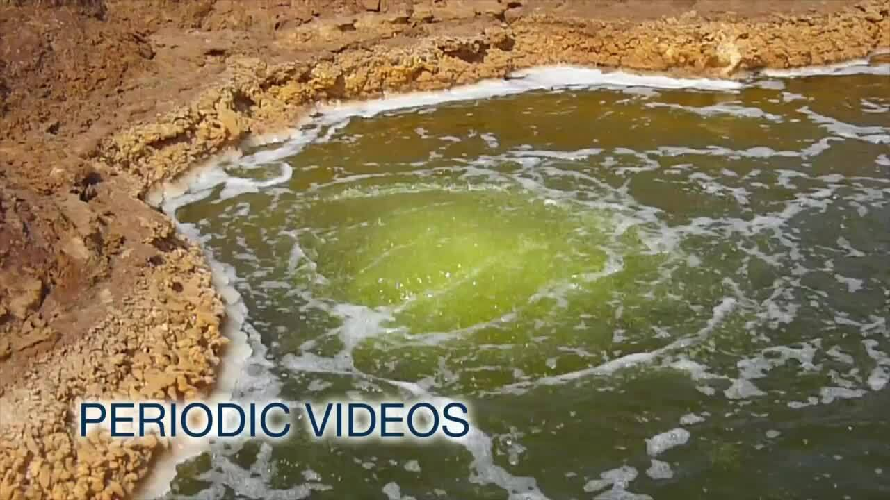 Ao Gaet'ale - nơi nước mặn nhất thế giới