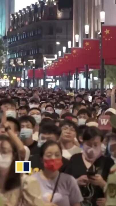 650 triệu chuyến đi dịp Tuần Lễ Vàng tại Trung Quốc/Những con số 'khủng' dịp Tuần Lễ Vàng tại Trung