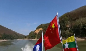 Led by China, Mekong nations take on Golden Triangle narco-empire