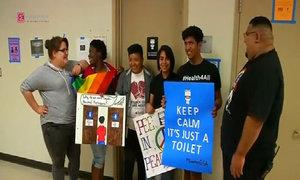 LA high school gets gender neutral bathroom