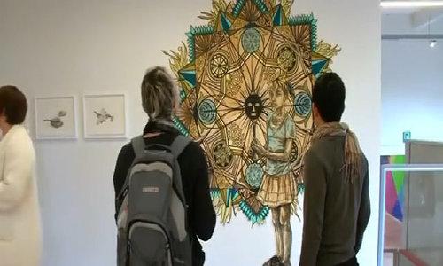 Art transcends stereotype in Belgium