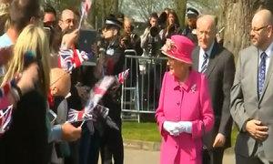 Queen Elizabeth set to turn 90