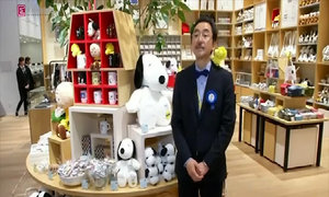 Snoopy gets his own museum in Tokyo