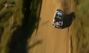 Motor rally: Latvala takes early lead in Argentina