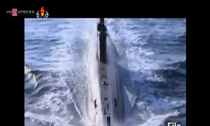 N. Korea fires submarine-launched missile: S. Korea