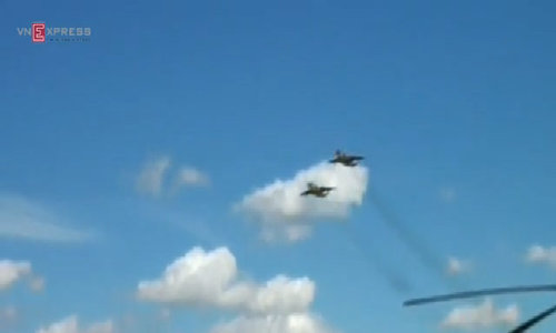 Russia holds large scale military drills in south
